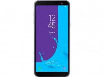 Smartphone Samsung Galaxy J6 32GB Prata - Dual Chip 4G Câm. 13MP + Selfie 8MP Flash Prata3