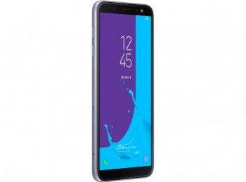 Smartphone Samsung Galaxy J6 32GB Prata - Dual Chip 4G Câm. 13MP + Selfie 8MP Flash Prata4