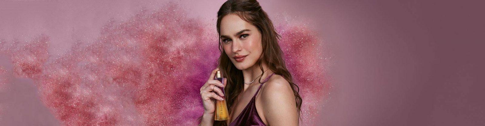 Kriska mania a nova fragrância feminina viciante da Natura